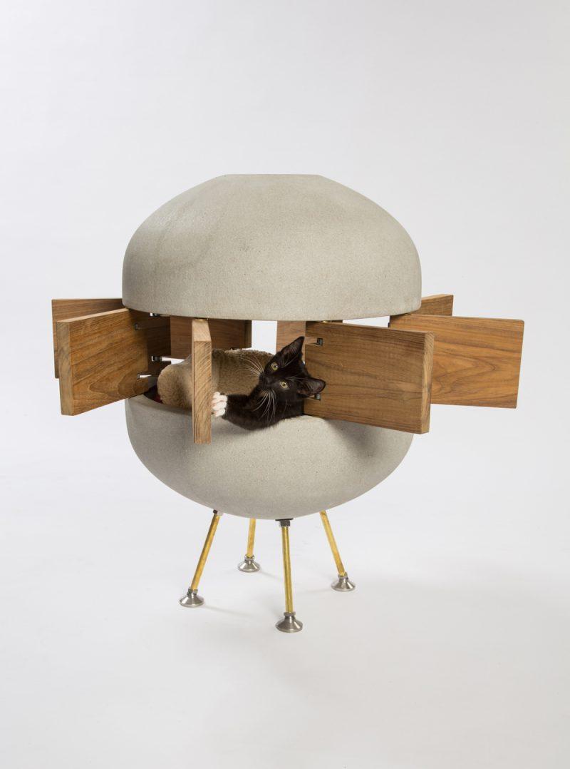 'Guiving Shelter' de Architects for Animals. Catosphere, de Standard Architecture/Design. Fotografía: Meghan Bob.