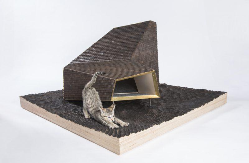 'Guiving Shelter' de Architects for Animals. Knowhow Shop. Fotografía: Meghan Bob.