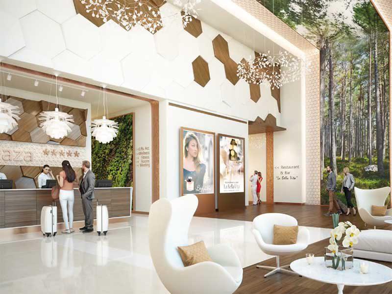 Concurso Antalis de diseño de interiores: imprime tu imaginación