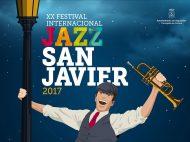 Diseñar el cartel del Festival de Jazz de San Javier