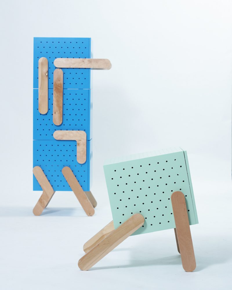 Diseños de muebles para niños se suman al portfolio de Download Design