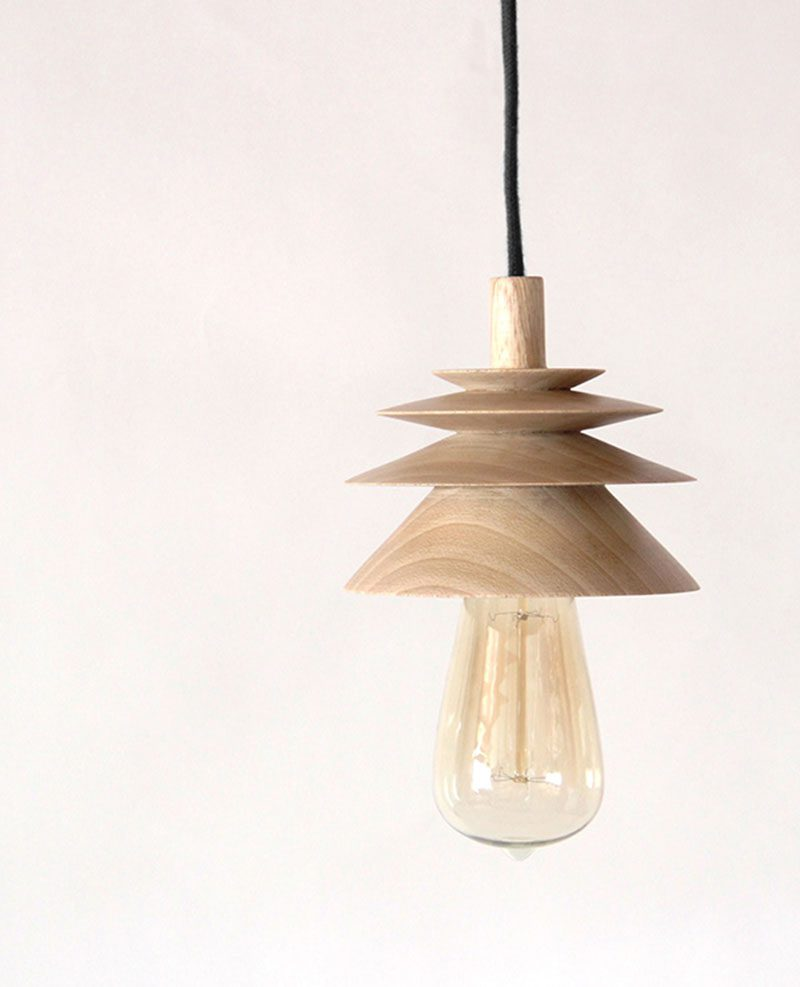 Nivo, la luminaria de Mauricio Sanin para Moak Studio