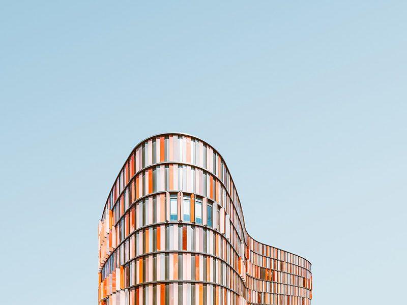 Singularity, la arquitectura tras el objetivo de Florian W. Mueller