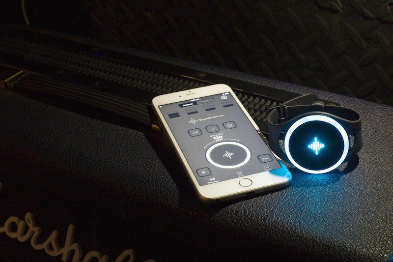 Soundbrenner, el primer metrónomo wearable