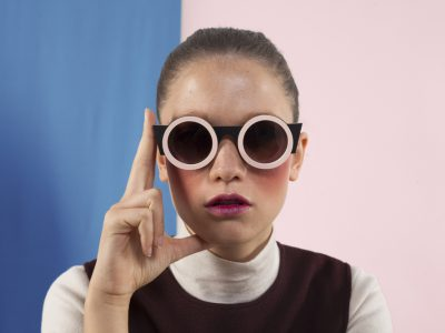 El movimiento Memphis inspira la nueva colección de NINA MÛR eyewear