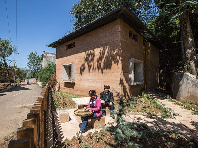 Arquitectura de emergencia: casa posterremoto ganadora de los premios WAF 2017