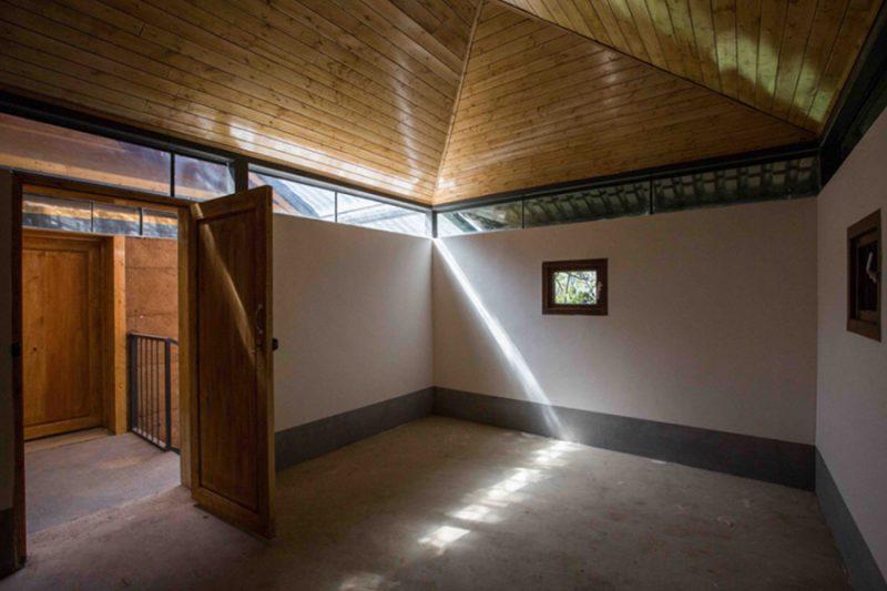 Una casa post-terremoto, ganadora de los premios WAF 2017