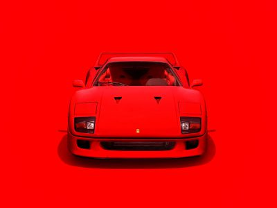 Ferrari: Under the Skin en el Design Museum de Londres
