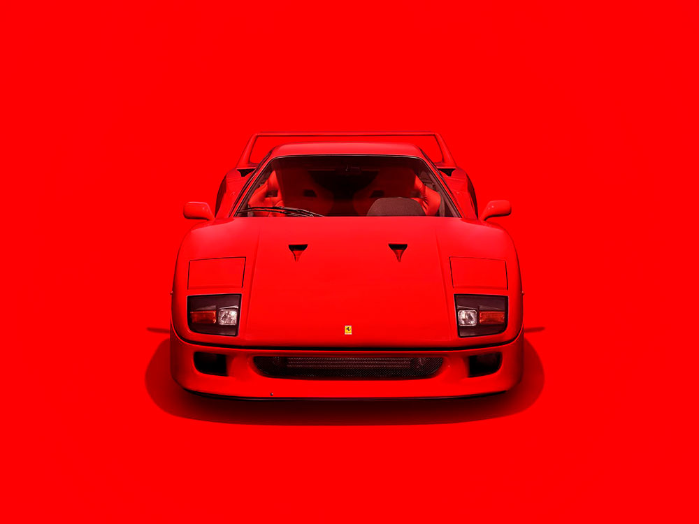 70 años de Ferrari en el Design Museum de Londres