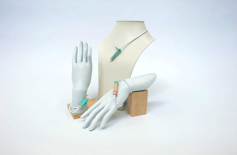 Maptic, el wearable de Emilios para guiar a personas con disminución visual