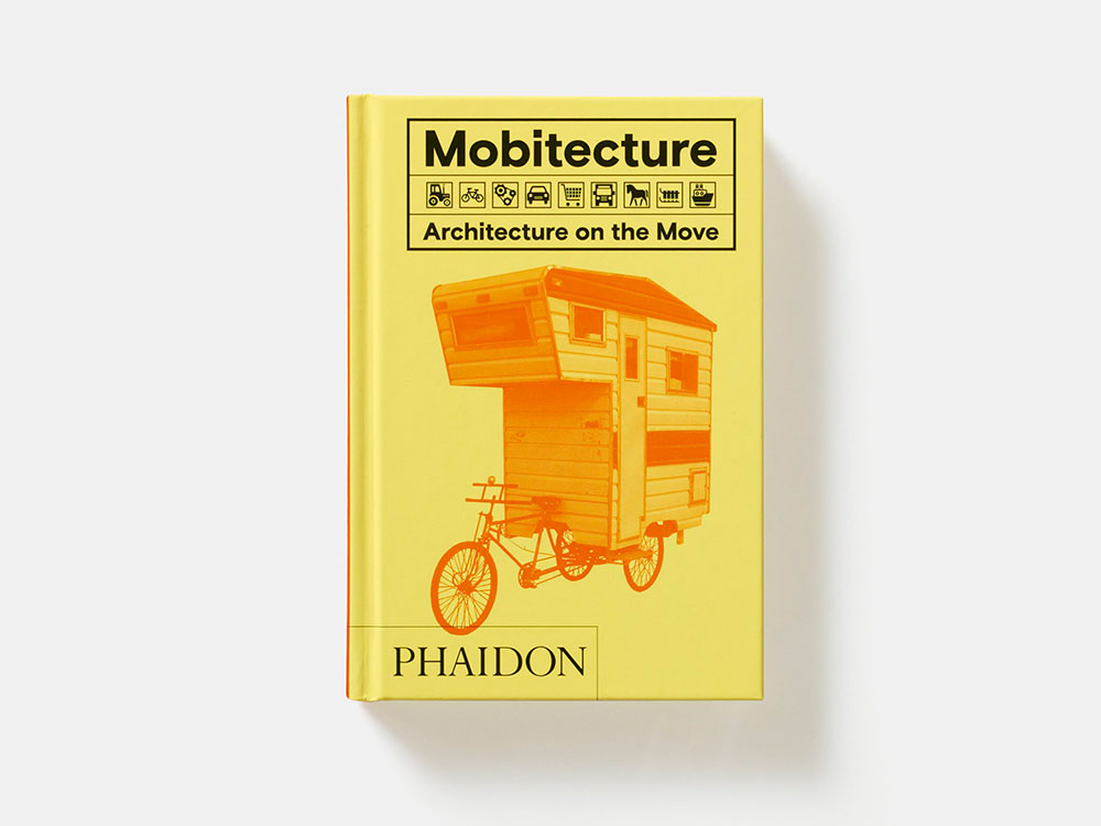 Movitectura: el homenaje de Rebecca Roke a la arquitectura móvil