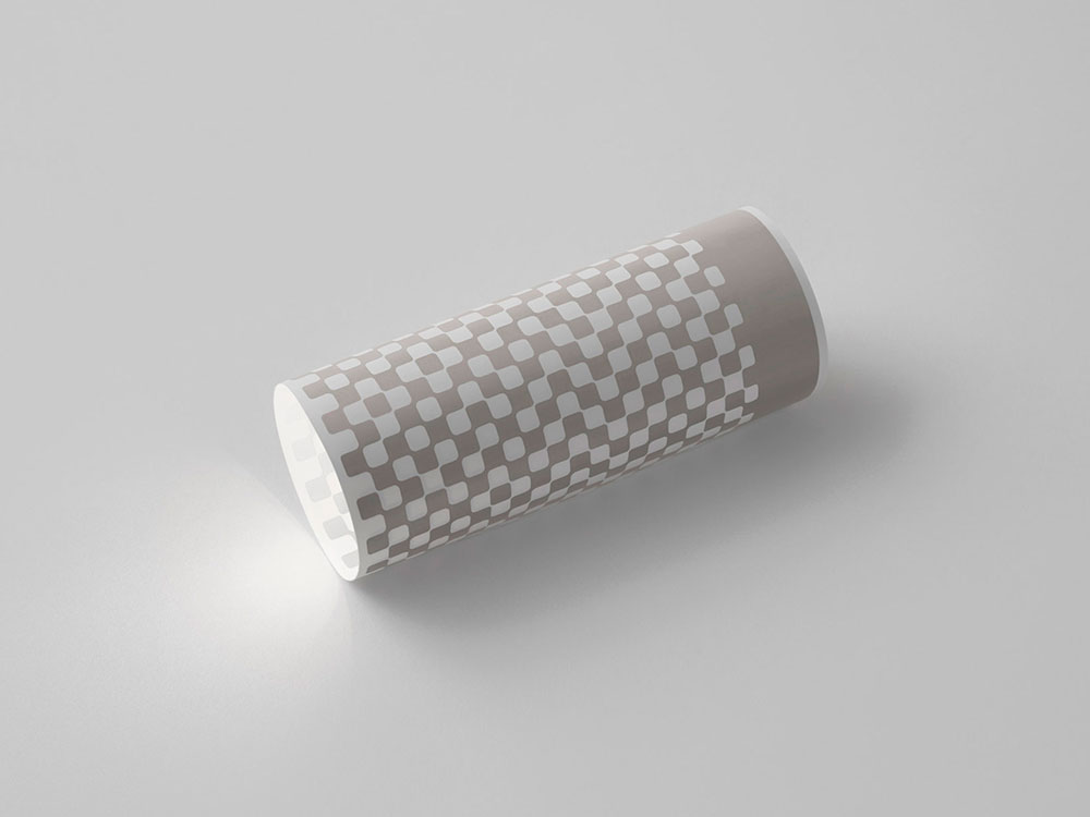Paper Torch, la linterna de papel de Nendo. Circuitos impresos en tinta de plata