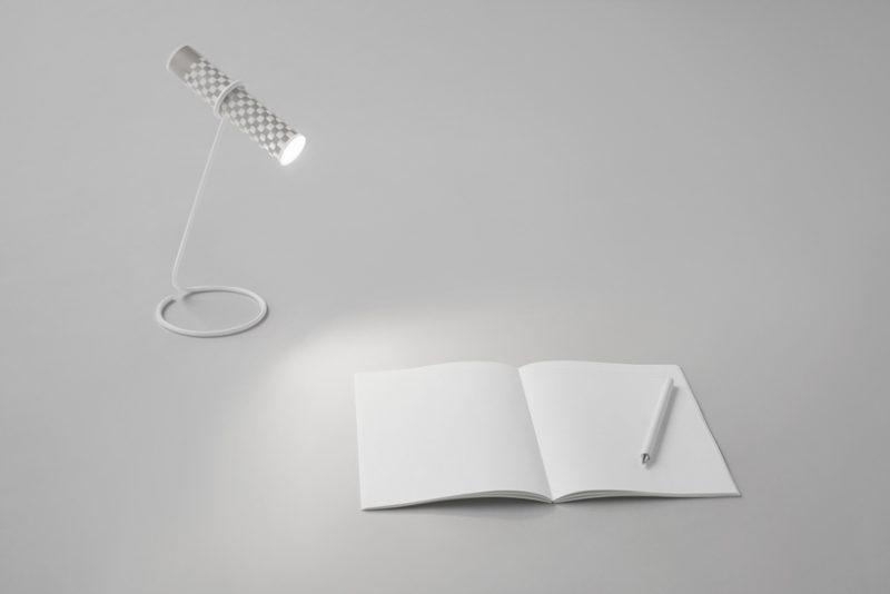 Paper Torch, el papel que se convierte en linterna de Nendo