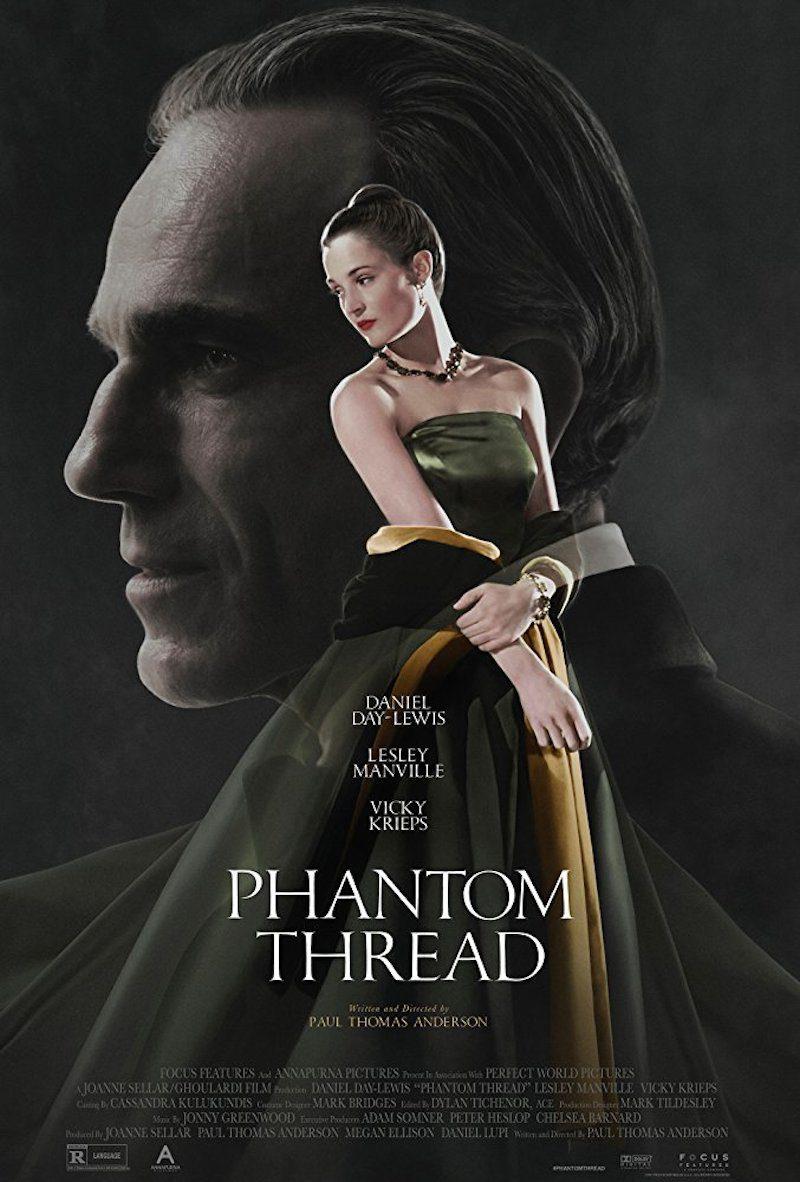 Phantom Thread, una película sobre Charles James