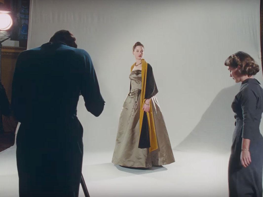 Phantom Thread, una película sobre Charles James. 1000 vestidos que cambiaron la moda