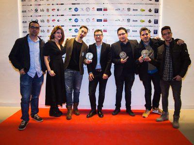 Cosentino sobreale en la entrega de los Premios Agripina 2017