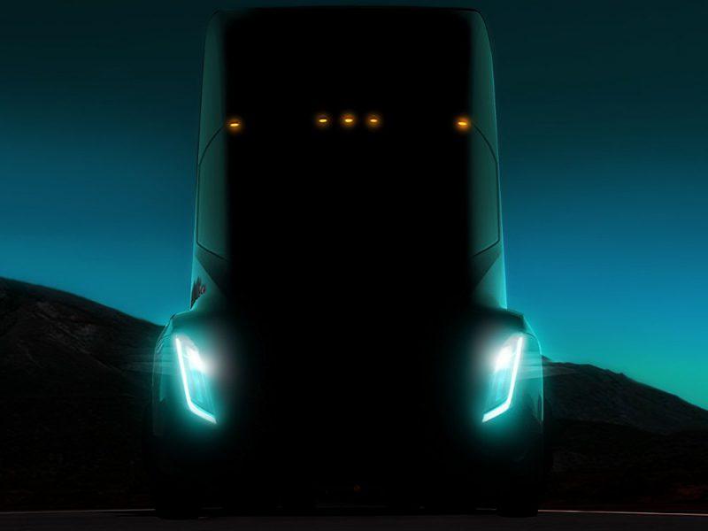 Tesla semi, la nueva propuesta de Elon Musk