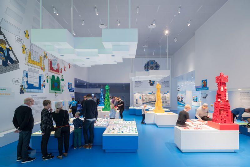 LEGO de BIG, Billund, Dinamarca. Fotografía: Iwan Baan.