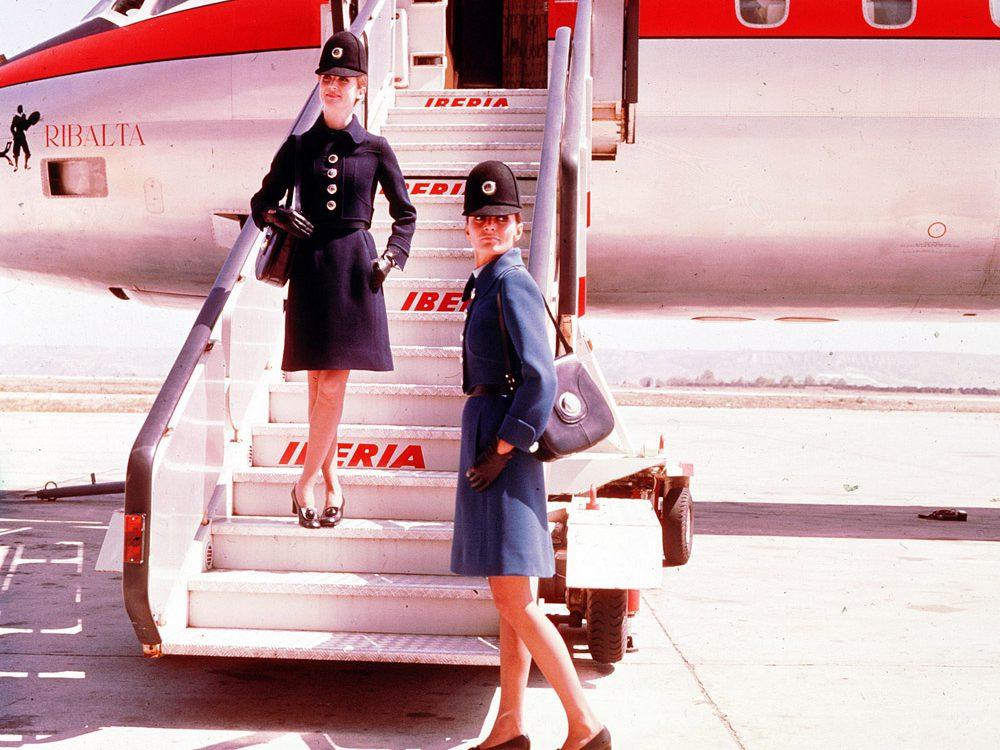 Iberia convoca un concurso para el diseño de sus nuevos uniformes