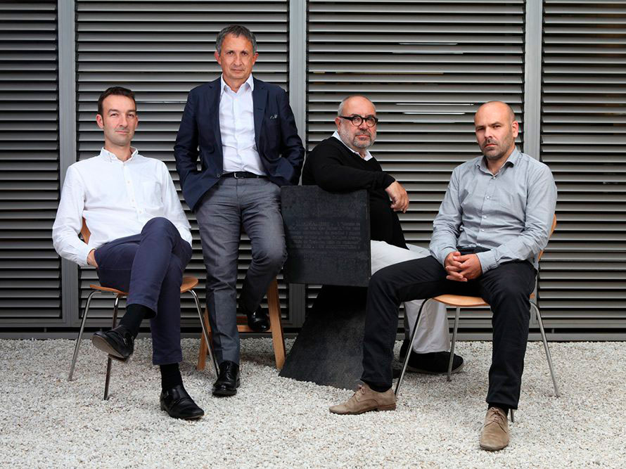 Batlle i Roig galardonado con la medalla del Consejo Superior de Arquitectos de España