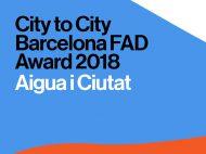 Convocatoria abierta: City to City Barcelona FAD Award 2018