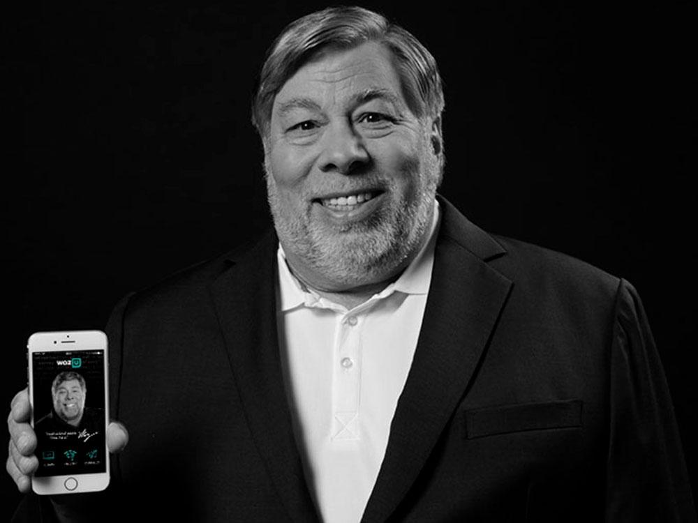 El cofundador de Apple lanza Woz-u, un portal de educación tecnológica