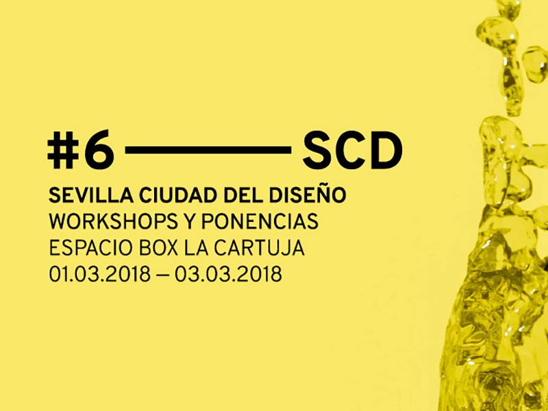 Llega la sexta edición de Sevilla Ciudad del Diseño