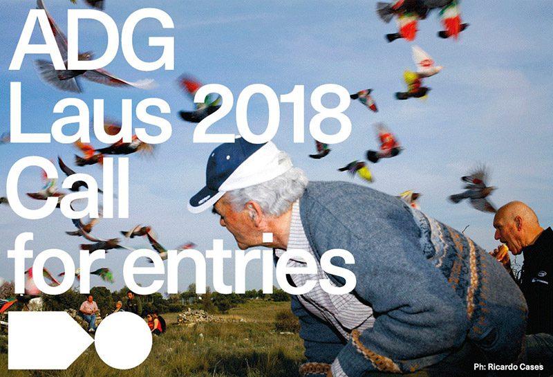 Premios ADG Laus 2018: convocatoria abierta hasta el 4 de febrero