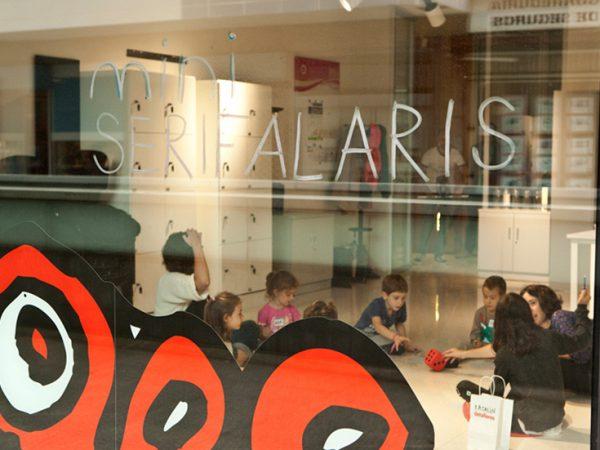 Serifalaris, la celebración del diseño gráfico. Conclusiones por Ane Irizar Arrieta