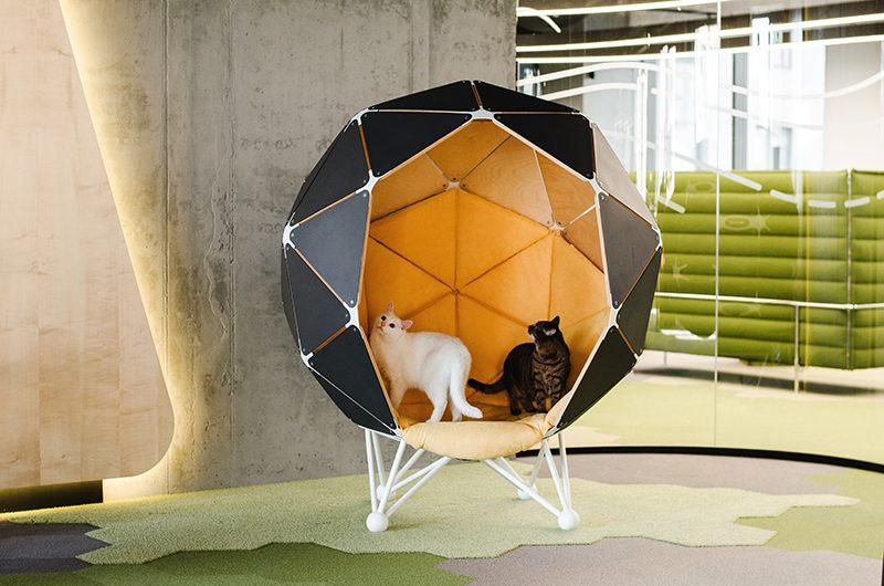 The Planet, el sillón de MZPA diseñado para repensar el espacio