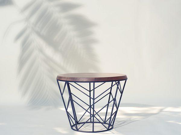 Wired, estética y utilidad en la colección de mobiliario de Ducolab