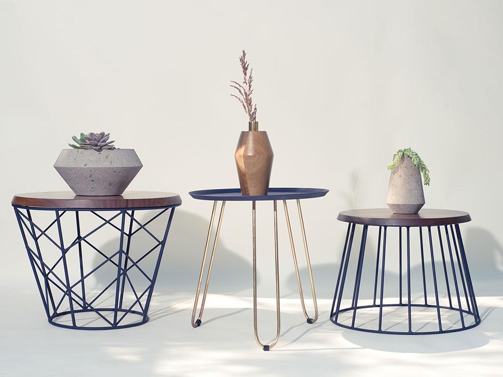 Wired, de Ducolab. Diseño de mobiliario mexicano