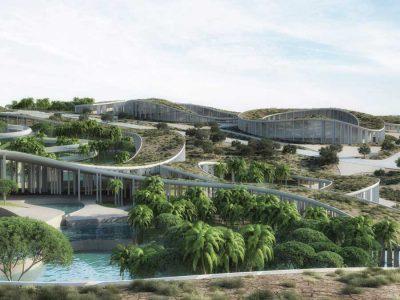 Tetusa Oasis Thermal Resort de ENOTA en Cesme, Turquía