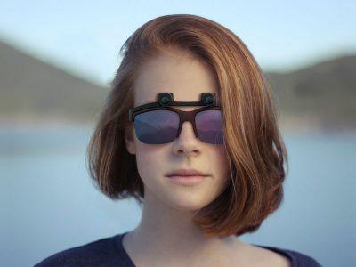 Eyesynth, gafas con diseño de Alegre Design para ver a través del oído.