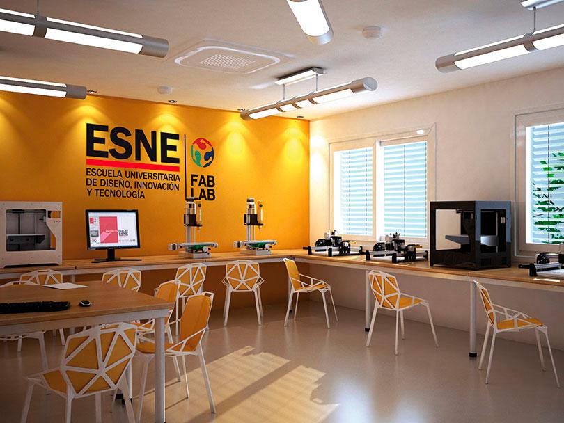Fab Lab 4.0: El nuevo laboratorio de ESNE para la fabricación digital