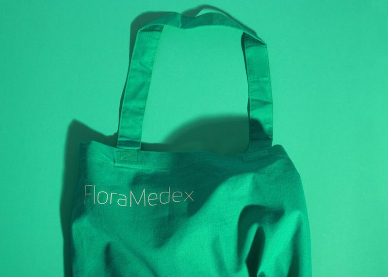 FloraMedex, identidad visual de La Tortillería