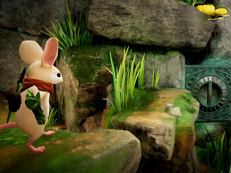Diseño inclusivo: PlayStation lanza Moss, un videojuego con lengua de signos