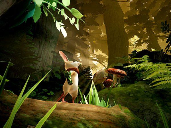 Diseño inclusivo: PlayStation lanza Moss, un videojuego que incluye lenguaje de señas