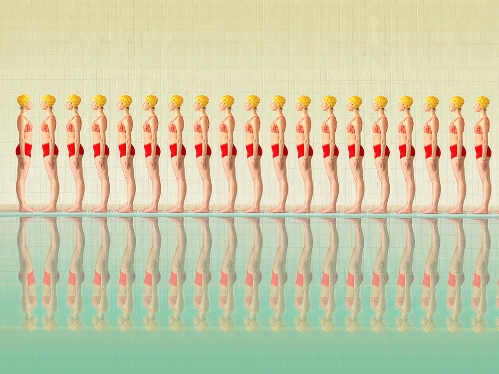 Origins, la fotografía experimental de Maria Svarbova
