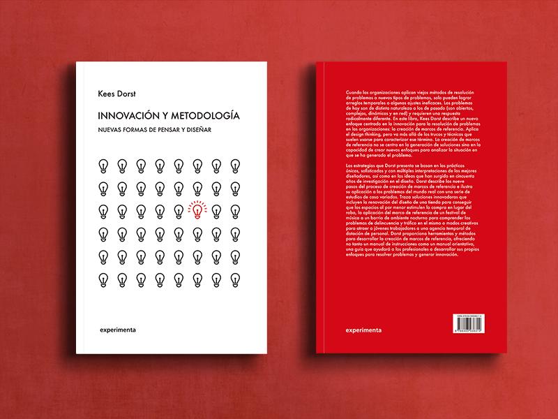 Experimenta edita el libro de Kees Dorst: Innovación y metodología