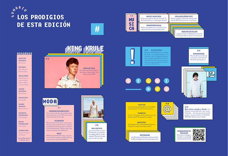 Prodigio, el proyecto editorial de Marina Glikman