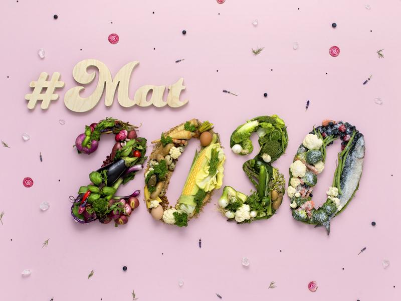 Snask diseña la imagen de #Mat2030, la iniciativa sustentable de Axfood