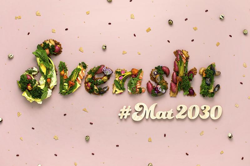 Snask diseña la imagen de #Mat2030, la campaña sustentable de Axfood