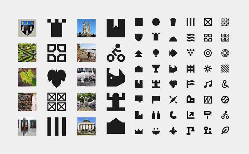 Graphéine diseña una nueva identidad visual para Tours Métropole