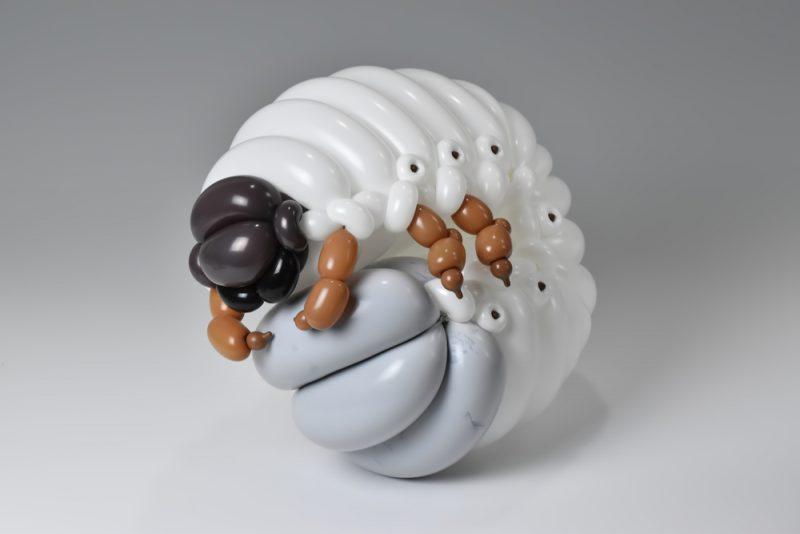 Los 'animales globo' de Masayoshi Matsumoto