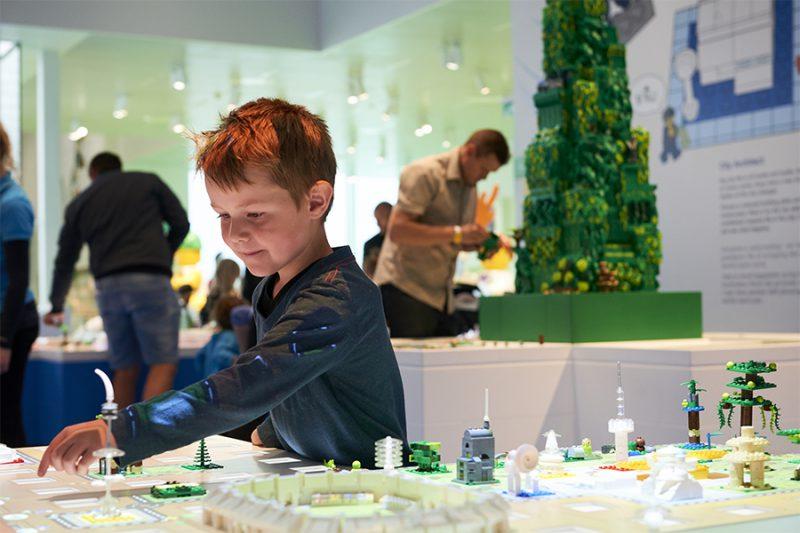 LEGO: Iniciando el camino a la sostenibilidad