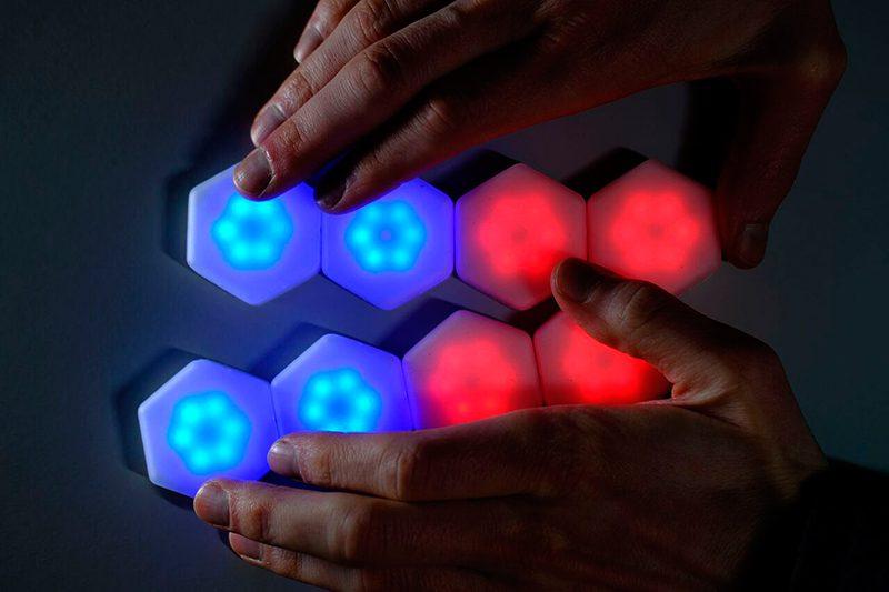 Blinks, el juego de mesa inteligente de Move38