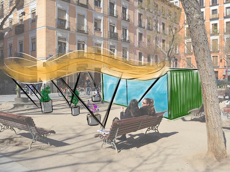 Diseñatón, el maratón de diseño de AIDI en el Madrid Design Festival