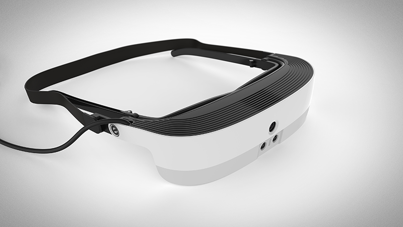 eSight, las gafas que devuelven la visión a personas con discapacidad visual