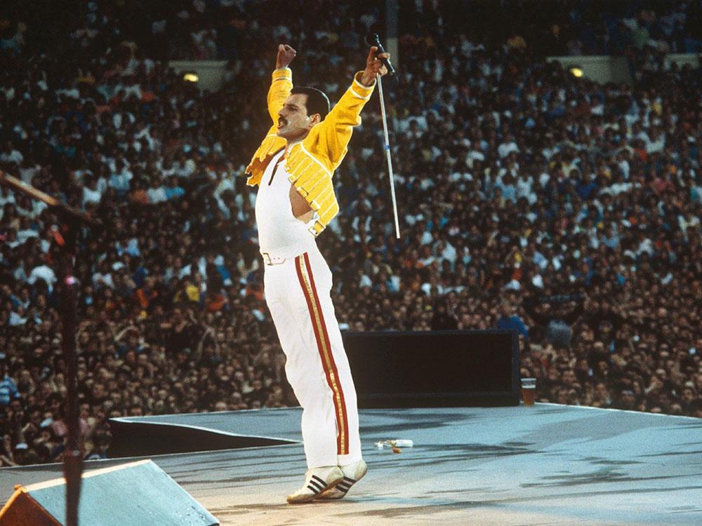 Freddie Mercury, el diseñador gráfico detrás del músico